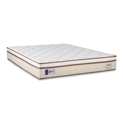 Colchao-American-Sleep-Modelo-Arkansas-Casal-193-x203-King